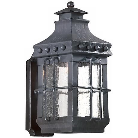 "Dover Collection 15 1/4"" High Outdoor Wall Light"