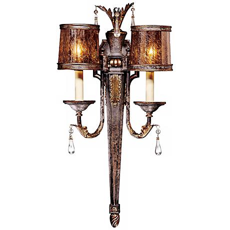 "Metropolitan Sanguesa 29 1/2"" High Wall Sconce"