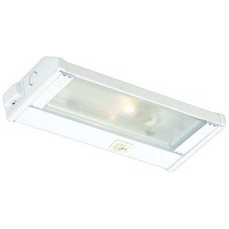"Mach 120 White 8"" Xenon Under Cabinet Light"
