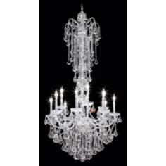 "James R. Moder Vienna Collection 33"" Wide Chandelier"