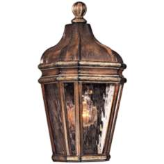 "Marietta Collection 14 1/2"" High Outdoor Pocket Lantern"