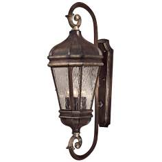 "Marietta Collection 34 1/2"" High Outdoor Wall Light"