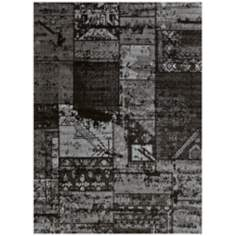 Runway Collection Miranda 425-00472 Grey Area Rug