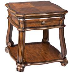 Adrianna II Single-Drawer End Table