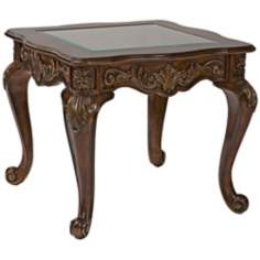 Babette Chateau Brown End Table