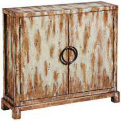 Rustic Chic Luwan Hall Chest