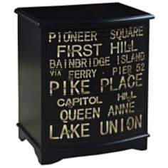 Rustic Chic Union Chest
