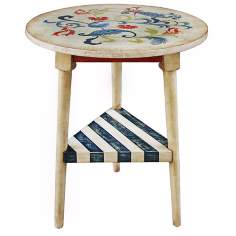 Artistic Expressions Hampton Accent Table