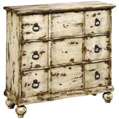 Rustic Chic Accent Chest