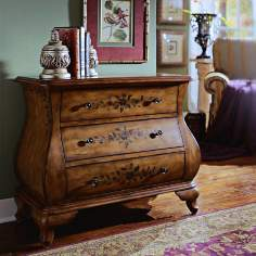 Artistic Expressions Topiary Accent Chest