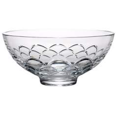 Reed and Barton Cove Crystal Bowl