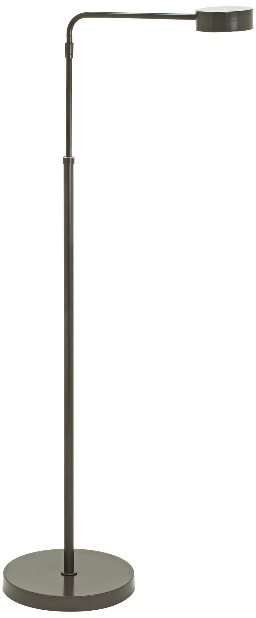 Generation Adjustable Architectural Bronze LED Floor Lamp (1D704)