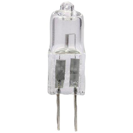 10 Watt G9 120 Volt Clear Halogen Light Bulb