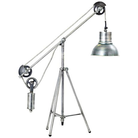 Maison Home Vintage Industrial Steel Balance Desk Lamp