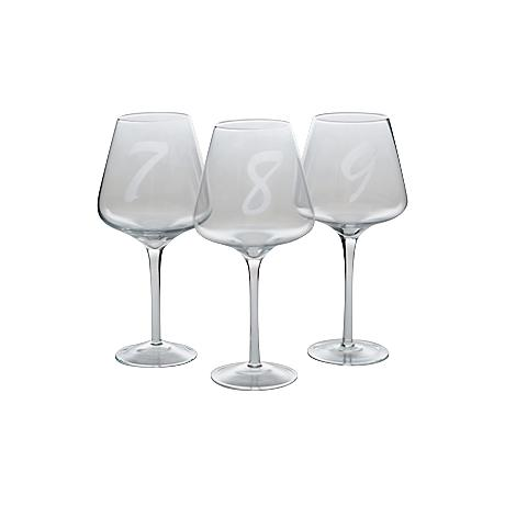 Maison Home Laurent Wine Glasses Set of 12