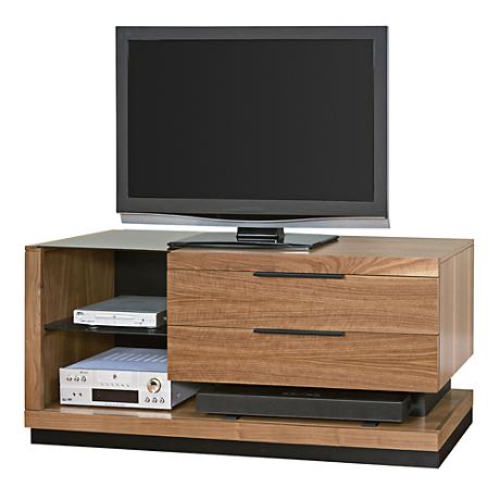 "Stratus Walnut 2-Drawer 60"" Television Console"