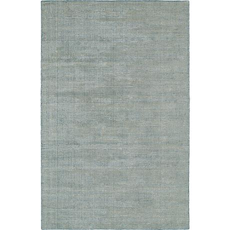 Kaleen Luminary LUM01-103 Slate Wool Area Rug