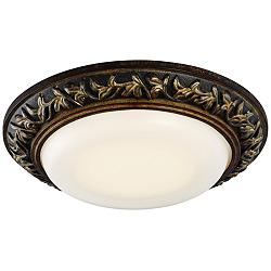 "8"" Minka Patina 15W LED Surface Mount or Retrofit Trim"