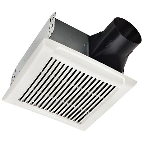 NuTone InVent White 110 CFM 1.3 Sones Bath Exhaust Fan