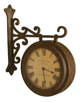 Maitland Wall Clock