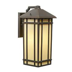 "Jardin du Jour Mission Hills 16 1/2"" High Outdoor Wall Light"