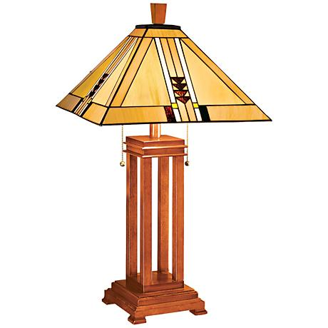 Mission Prairie Table Lamp