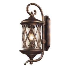 "Barrington Gate 28"" High Outdoor Wall Light"