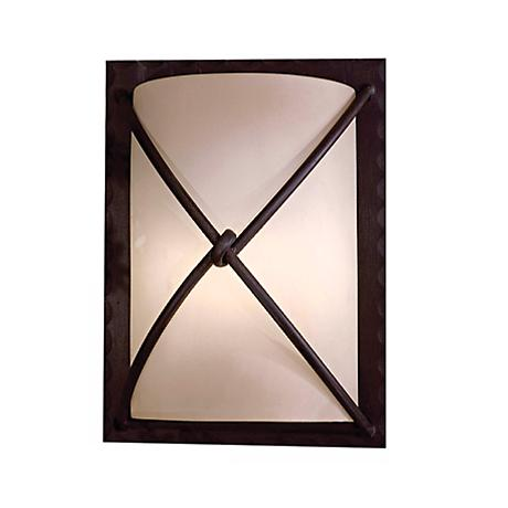 "Aspen II 12 3/4"" High Outdoor Wall Light"