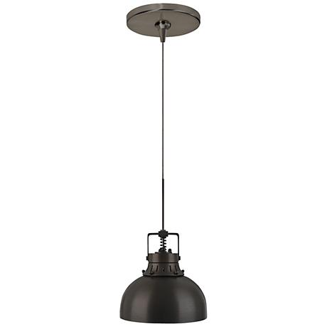 "Mini Cargo 6 1/2"" Wide Pendant by Tech Lighting"