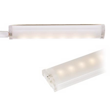 "Orion  Frosted Lens 4.25"" Length LED Under Cabinet Light"