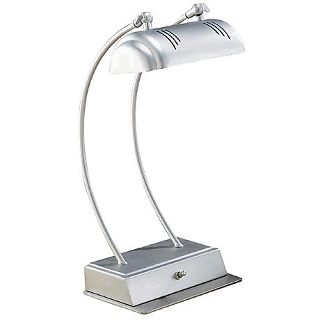 Lite Source Megalite Data-Port Desk Lamp
