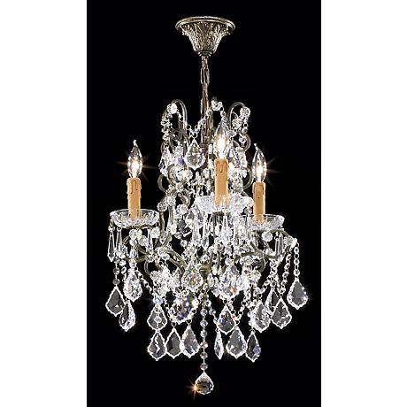 "James R. Moder Charleston Collection 15"" Wide Chandelier"