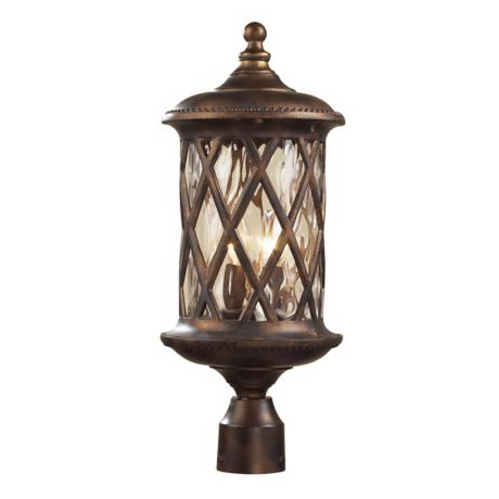 "Barrington Gate 22"" High Outdoor Post Light"