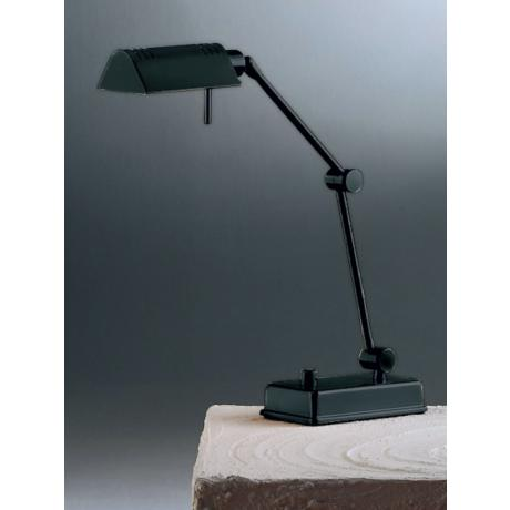 Holtkoetter Adjustable Black Desk Lamp