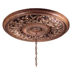 Jessica McClintock Salon Grand Ceiling Medallion