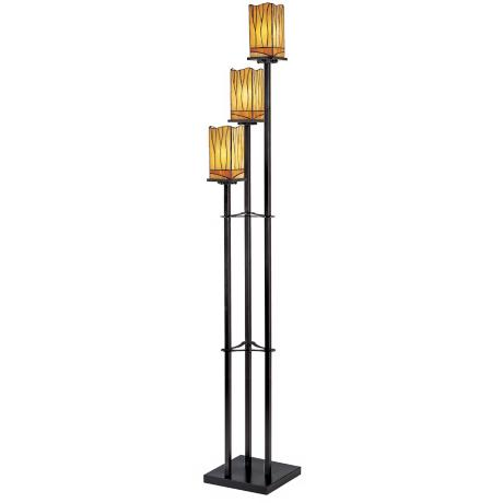 Sedona Collection Tiffany-Style Floor Lamp