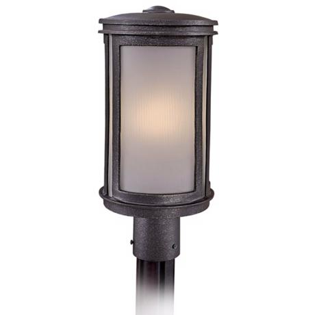 "Ballantrae 17 1/4"" High Outdoor Post Light"