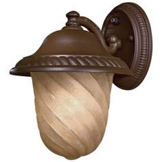 "Grafton Road 11"" High Outdoor Wall Light"