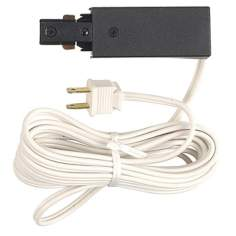 Juno Black Plug Power Feed and Cord
