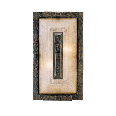 "Rugged Elements Collection 12"" High Outdoor Wall Mount Light"