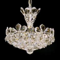 Schonbek Trilliane Collection Crystal Mini Chandelier
