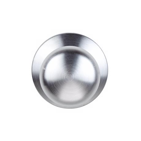 Plymouth Satin Chrome Dummy Schlage Door Knob
