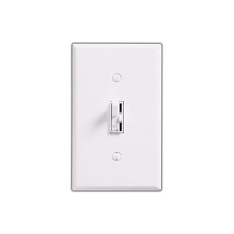 Ariadni White 1000W Dimmer with Night Light