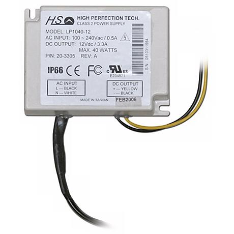 TSM Orion 40 Watt Hard Wire LED Driver