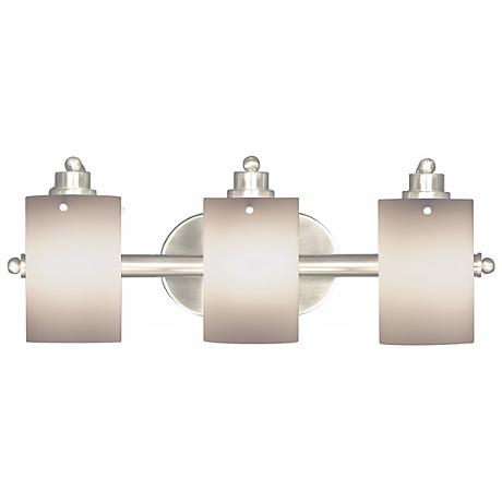 "Adano Collection 21"" Wide Three Light Bathroom Fixture"