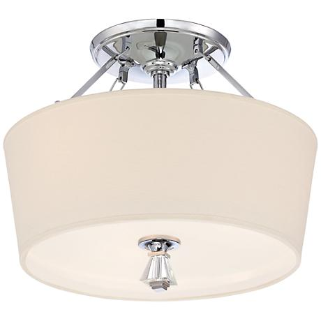 "Deluxe Collection 18"" Wide Ceiling Light Fixture"