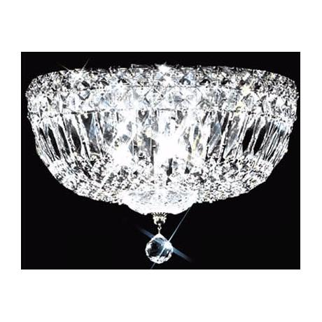 "Prestige Collection 12"" Wide Ceiling Light Fixture"