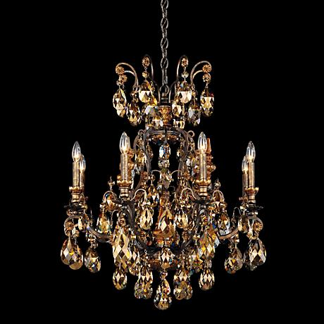"Schonbek Renaissance Collection 26 1/2"" Crystal Chandelier"