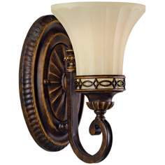 "Edwardian Collection 10"" High Wall Sconce"