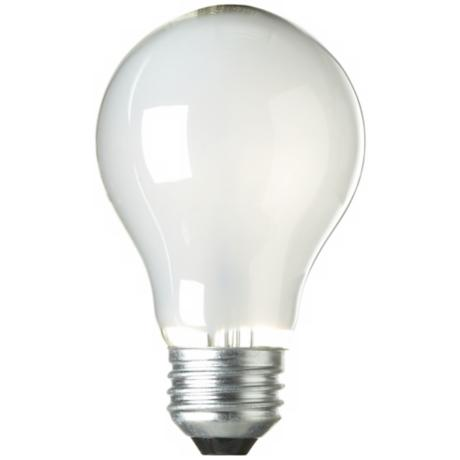 75-Watt Frost 4-Pack Light Bulbs